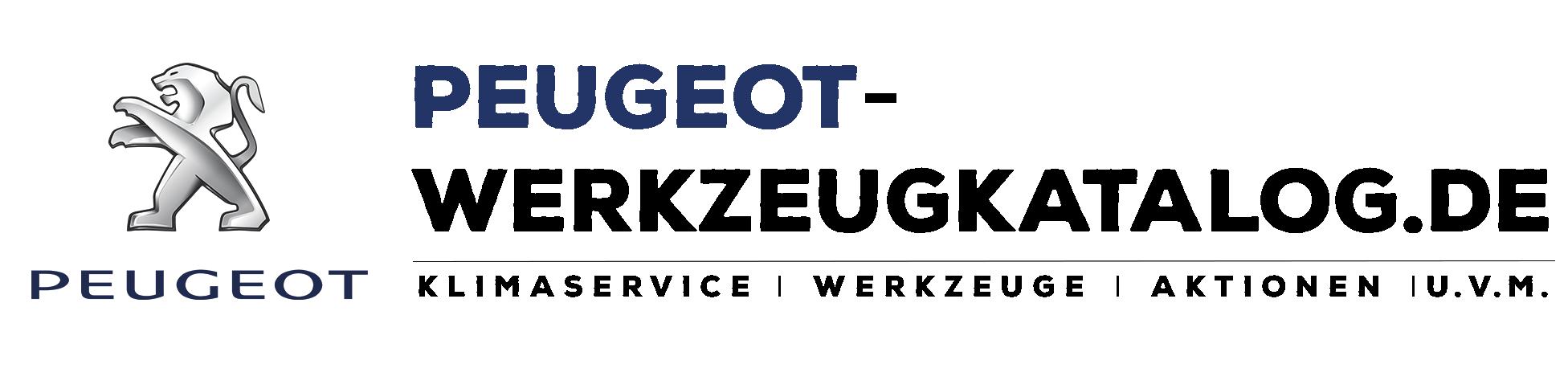 Exklusiv für Peugeot Werkstätten