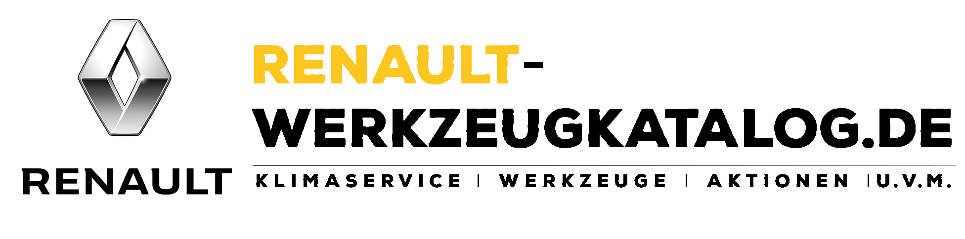 Exklusiv für Renault Werkstätten
